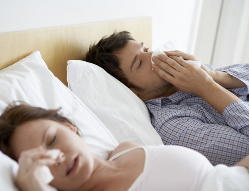 Could Allergies Be Causing You To Lose Sleep?